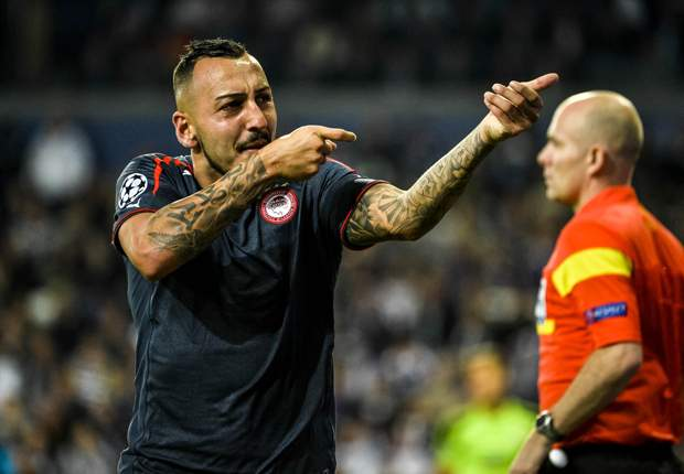 Fulham closes in on 14 million euro Kostas Mitroglou signing