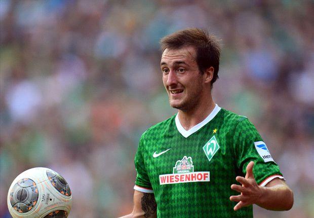 Luca Caldirola hat es mit Werder Bremen derzeit nicht leicht in der Bundesliga