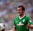 Werder: Caldirola unzufrieden