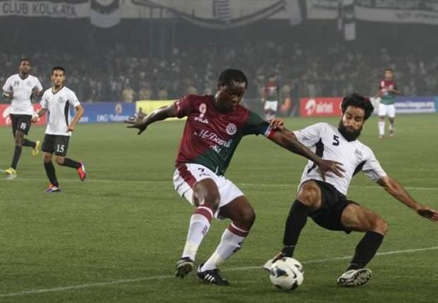 Mohun Bagan 0-0 Mohammedan Sporting