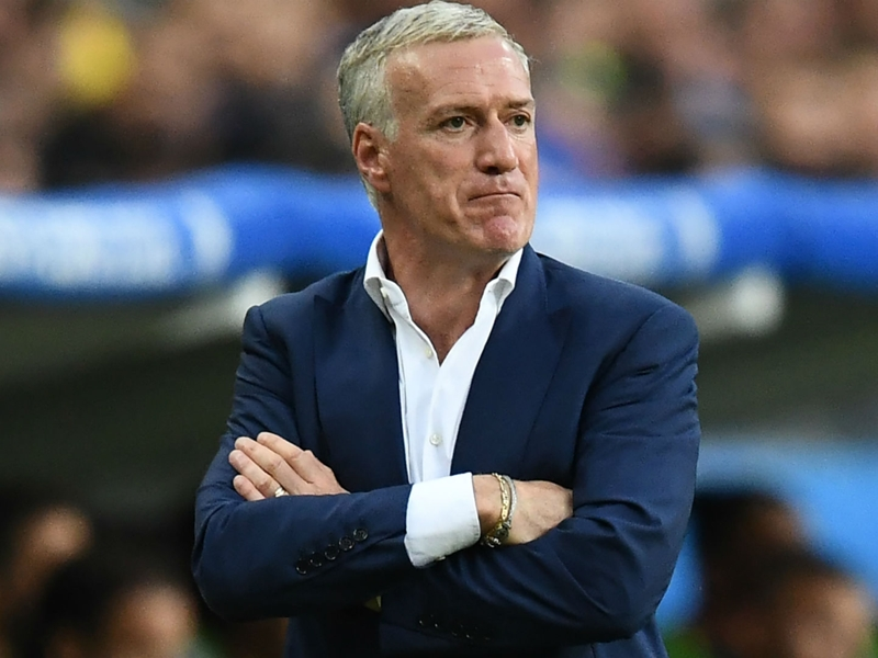 "France-Bulgarie, Didier Deschamps : ""L'association Gameiro-Griezmann a très bien fonctionné"""