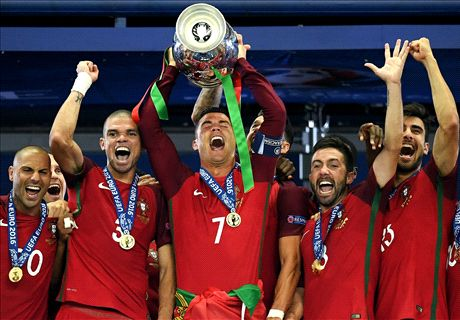 Why Portugal deserved Euro 2016 title