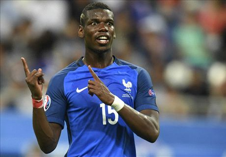 Pogba still worth €120m despite Euros