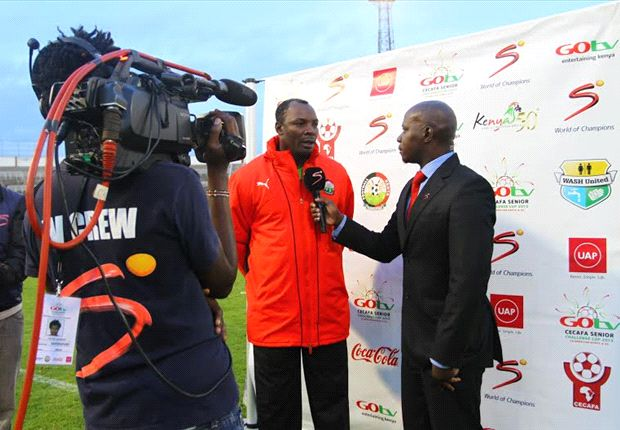 Nandwa takes charge of Stars as Amrouche goes AWOL