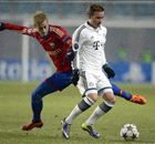 Player Ratings: CSKA Moscow 1-3 Bayern