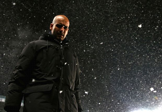 Guardiola pride at Bayern breaking Barcelona's record