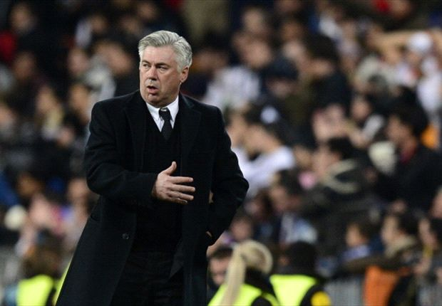 Ancelotti: Forget the Calderon - Real Madrid must win