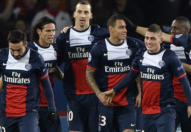 Ibrahimovic: 'Cavani makes things easier for me'