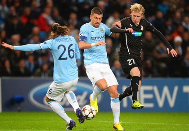 Juventus 'not interested' in Manchester City defender Kolarov