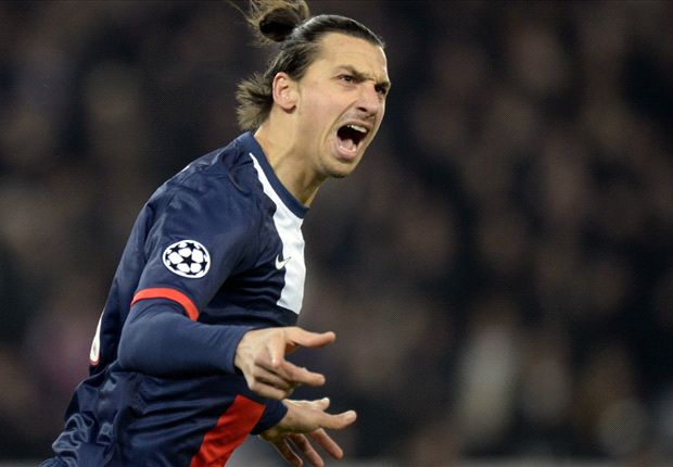 Ibrahimovic: You don't see goals like Zlatan's in video games