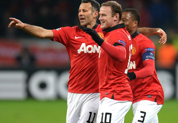 Bayer Leverkusen 0-5 Manchester United: Rooney & Kagawa shine as Red Devils qualify in style