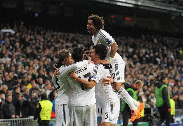 El Real Madrid, con diez, se comió a los leones