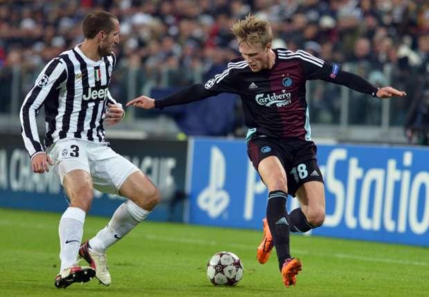 Jorgensen laments defensive errors against Juventus