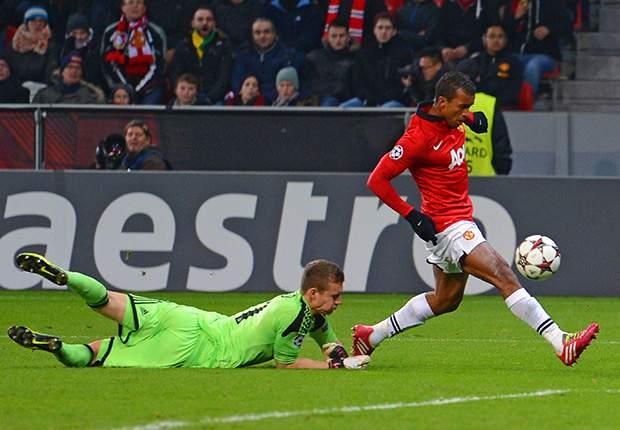 El Manchester United, dispuesto a rechazar una oferta de la Juventus por Nani
