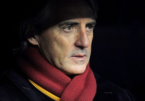Mancini angered by Galatasaray collapse at Real Madrid