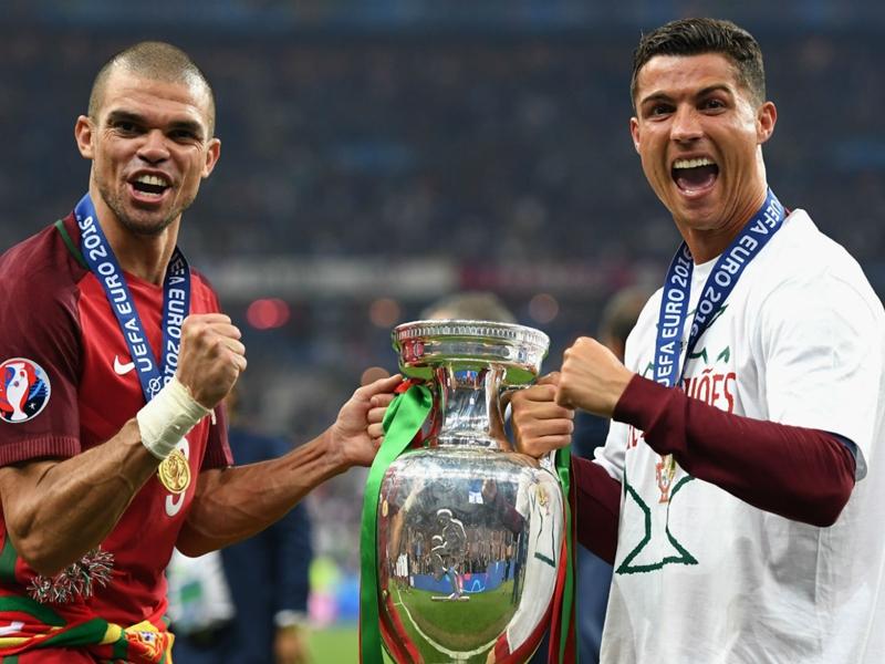 Portugal, Cristiano Ronaldo et Pepe seront bien présents à la Coupe des confédérations