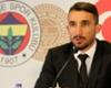 Mehmet Topal: Fenerbahçe'ye futbolu bırakmaya geldim