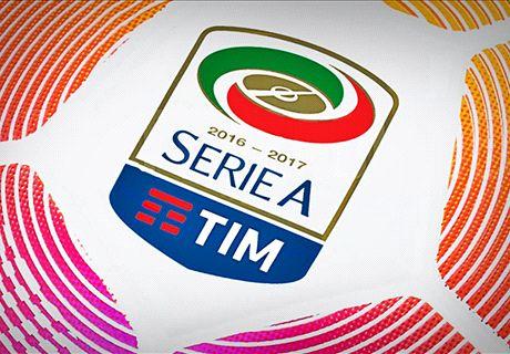 Serie A 16/17: si parte con Roma-Udinese