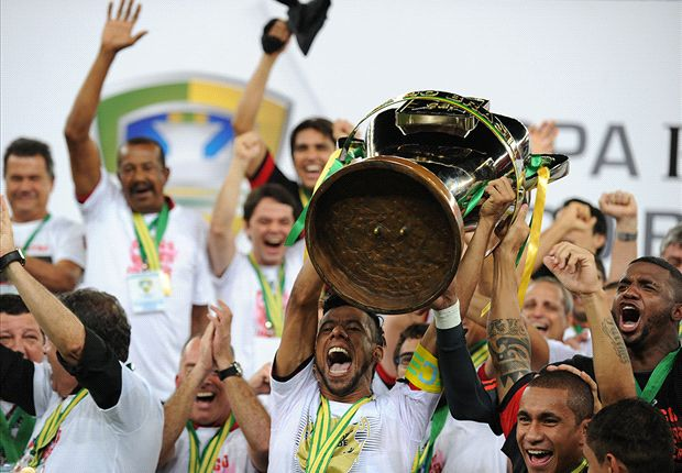 Flamengo crowned Copa do Brasil champions