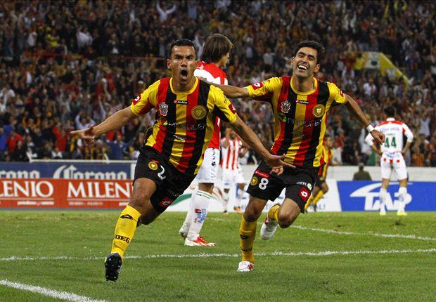 Final Ida Ascenso Mx: Leones Negros 1-0 Necaxa