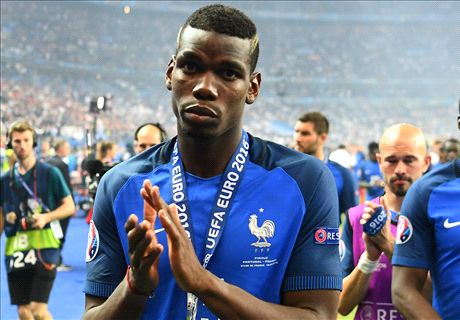 RUMORS: Pogba wants Real not Utd