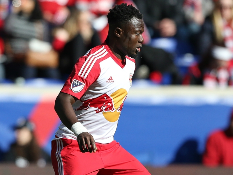 New York part ways with Gideon Baah