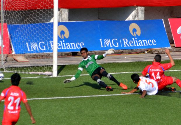 Churchill Brothers SC 3-2 Sporting Clube de Goa: The defending champions snatch a last gasp winner