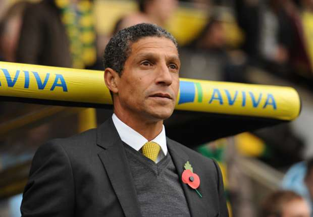 Hughton relishes Norwich home support