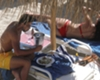 Khedira in vacanza con Adriana Lima