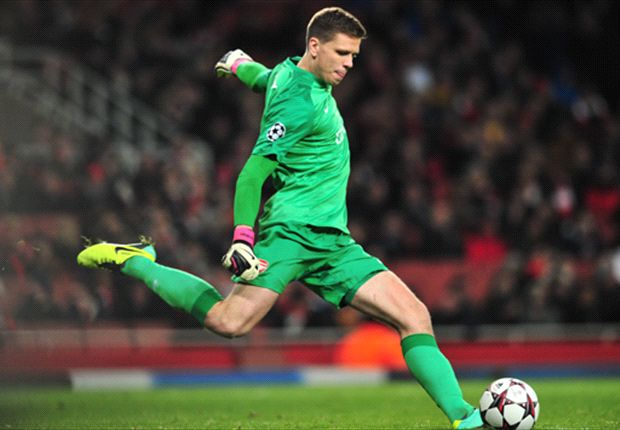 Wenger: Szczesny can be an Arsenal legend