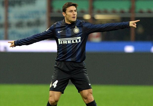 Inter are my eternal love, says Zanetti