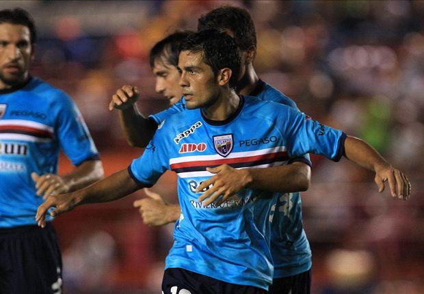 Erviti y Miralles en la mira de equipos argentinos