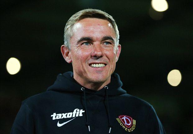 Dynamos Trainer Olaf Janßen sorgt sich um Adnan Mavrac