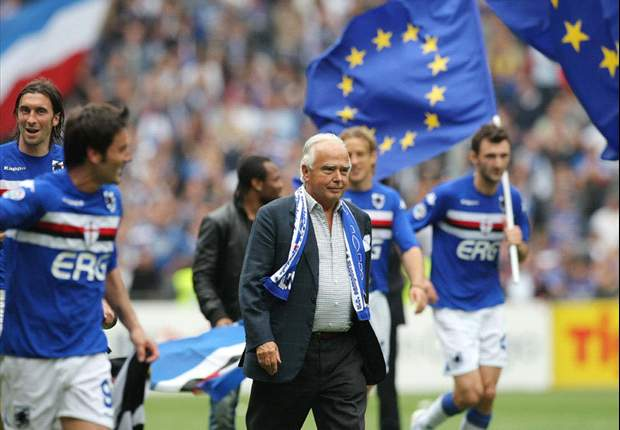 Sampdoria President Ricardo Garrone Regrets 'Ugly Story' Antonio Cassano Comments
