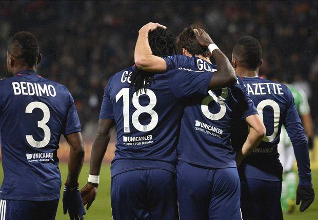 Ein Tor reichte Lyon gegen Betis
