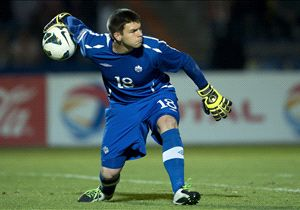 Maxime Crepeau Canada vs. Nicaragua CONCACAF U-20 Championship 02222013