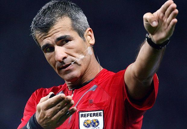 Horacio Elizondo fue el único árbitro en dirigir el primer y último partido en un Mundial.