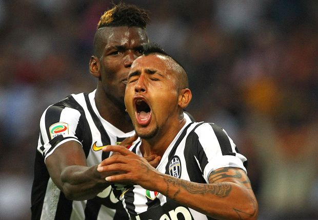 Vidal set to sign Juventus extension, says Marotta
