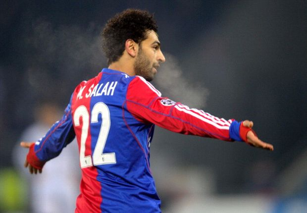 Chelsea agree Salah deal