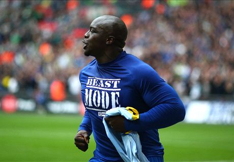 Akinfenwa sent off in nightmare debut