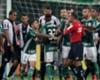 Wilton Pereira Sampaio Palmeiras Santos Brasileirão 12072016
