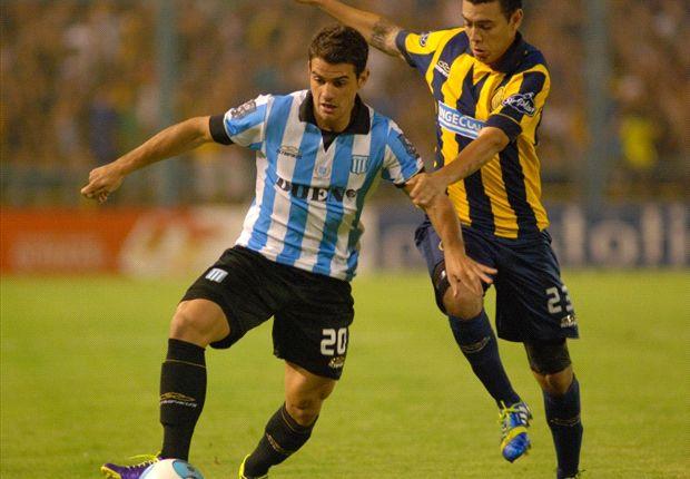 Racing se llevó un empate de su visita a Rosario Central