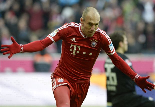 Bayern Munich patient over Robben contract renewal