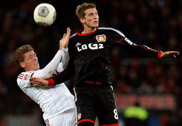 Bayer Leverkusen bleibt weiterhin Bayern-Verfolger Nummer eins