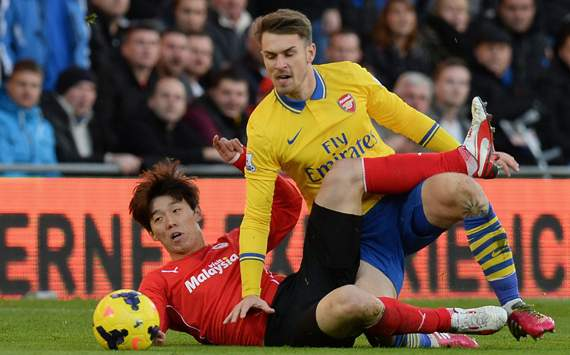 Ramsey y el Arsenal siguen intratables (0-3)