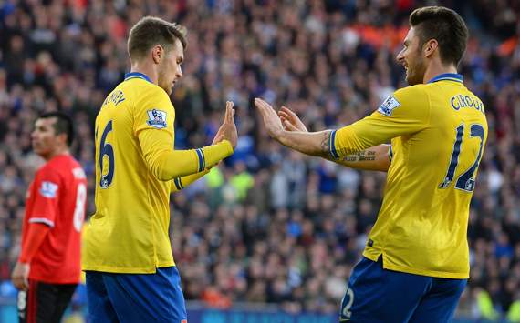 Ramsey stars in Arsenal victory