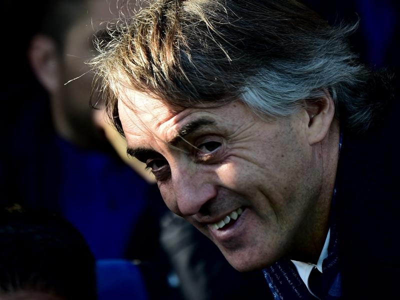 Mancini était à Wembley pour Angleterre-Malte