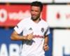Gökhan Gönül, Beşiktaş'taki ilk antrenmanına çıktı
