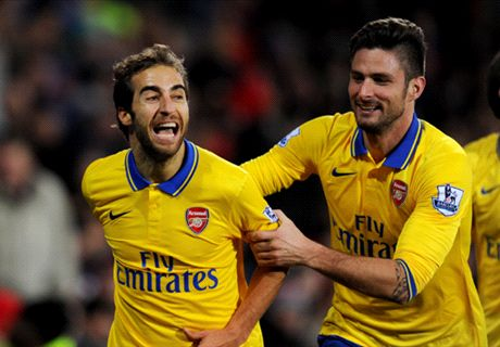 Arsenal's Flamini suffers groin injury