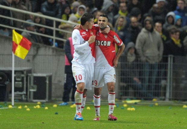 Monaco 2-0 Stade Rennais: Rodriguez show brushes aside visitors
